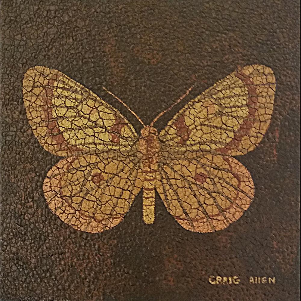metalic-butterfly