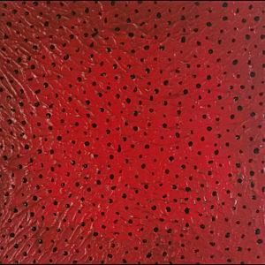 """Clone #12062005A - 12"""" x 12"""" Acrylic, Textural Medium on Canvas"""